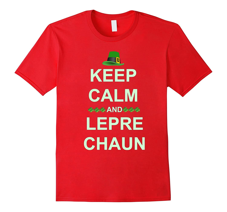 Keep Calm and Leprechaun T-Shirt-ANZ