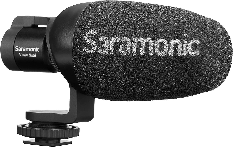 Saramonic Vmic Mini Microfono Dslr Y Smartphones Elektronik