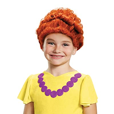 Disguise Fancy Nancy Wig Costume Accessory: Toys & Games