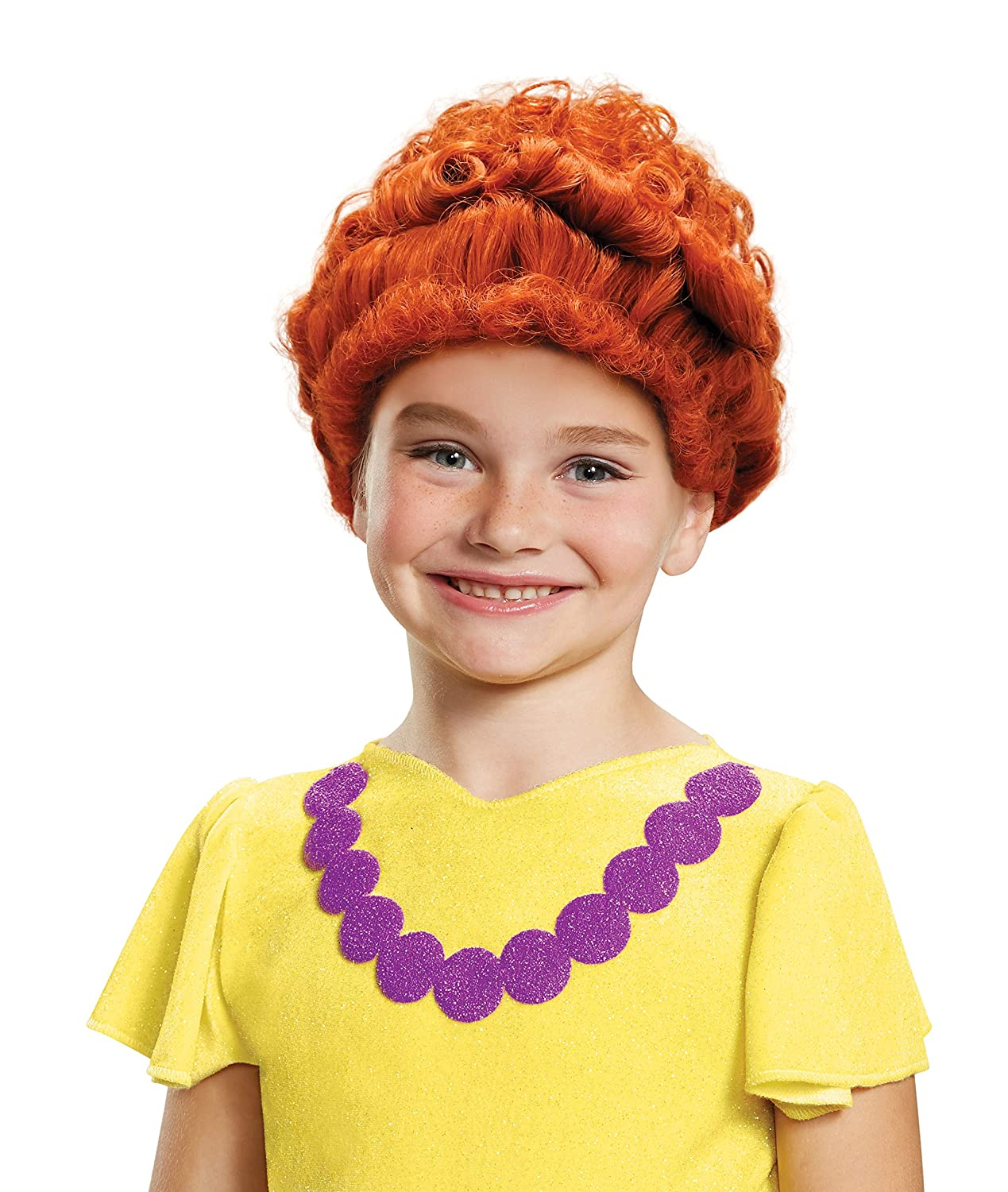 Amazon.com: Disguise - Peluca de Halloween para niñas: Toys ...