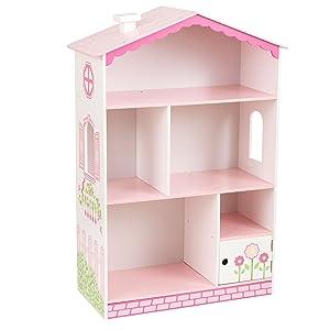 KidKraft Dollhouse Cottage Bookcase