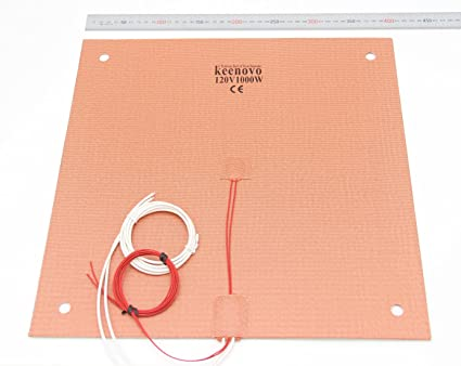 Amazon.com: keenovo calentador 400 x 400 mm 1000 W de ...