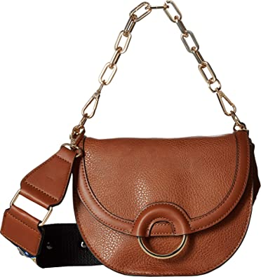 f09086d61e ALDO Women s Bacabe Cognac One Size  Handbags  Amazon.com