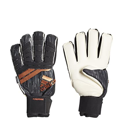 Amazon.com   Predator Adidas Pro Fingersave Goalie Gloves   Sports ... 7f27dbb5da7f