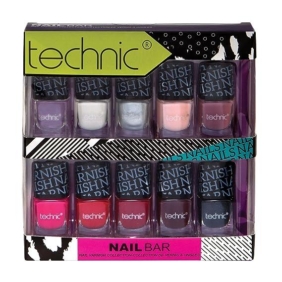 Technic Mini Nail Bar Gift Set: Amazon.co.uk: Beauty