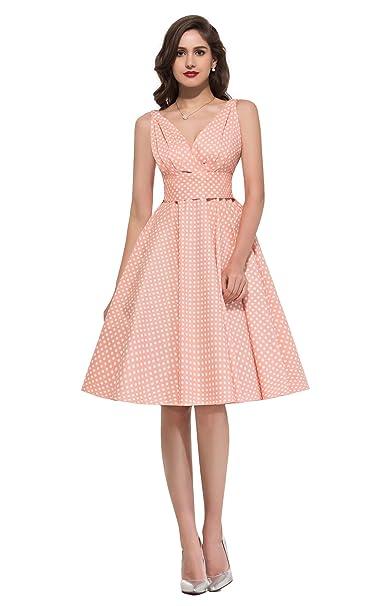 Quissmoda vestido corto largo fiesta, noche, gala, talla 34, color rosa