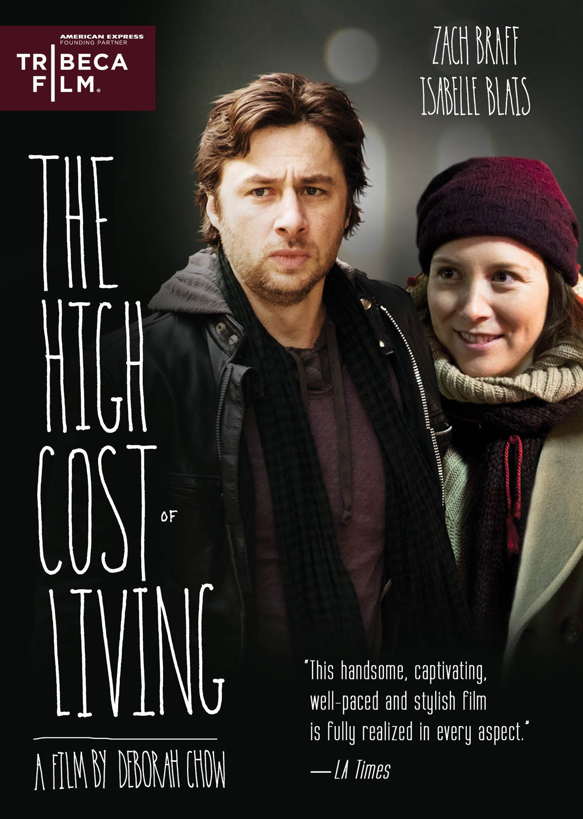 DVD : The High Cost Of Living (O-Card Packaging)