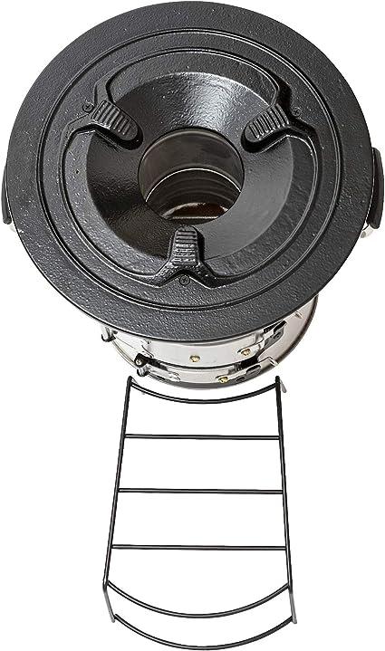 BBQ-Toro Rocket - Hornillo portátil para Camping y al Aire Libre