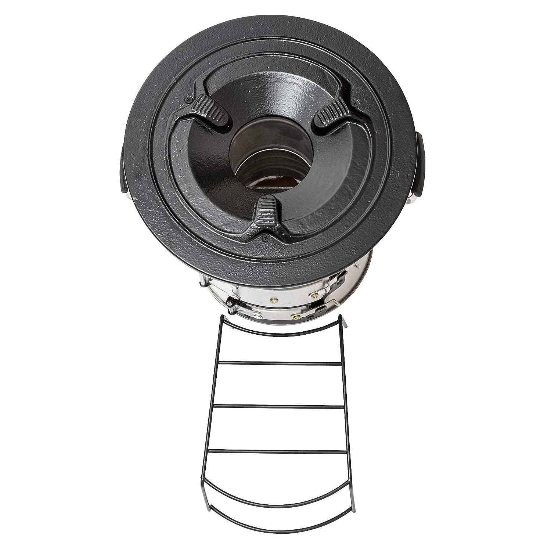 BBQ-Toro Four /à Missiles #2 Les po/êles et Bien Plus Encore Acier Inoxydable Rocket Stove pour Les chignons
