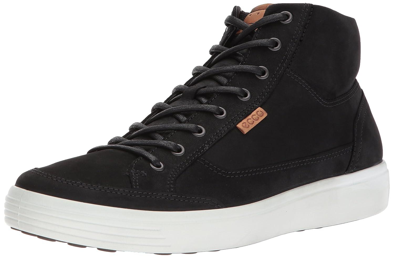 9d6308ff00e5e ECCO Men's Soft 7 High Top Fashion Sneaker: Amazon.ca: Shoes & Handbags