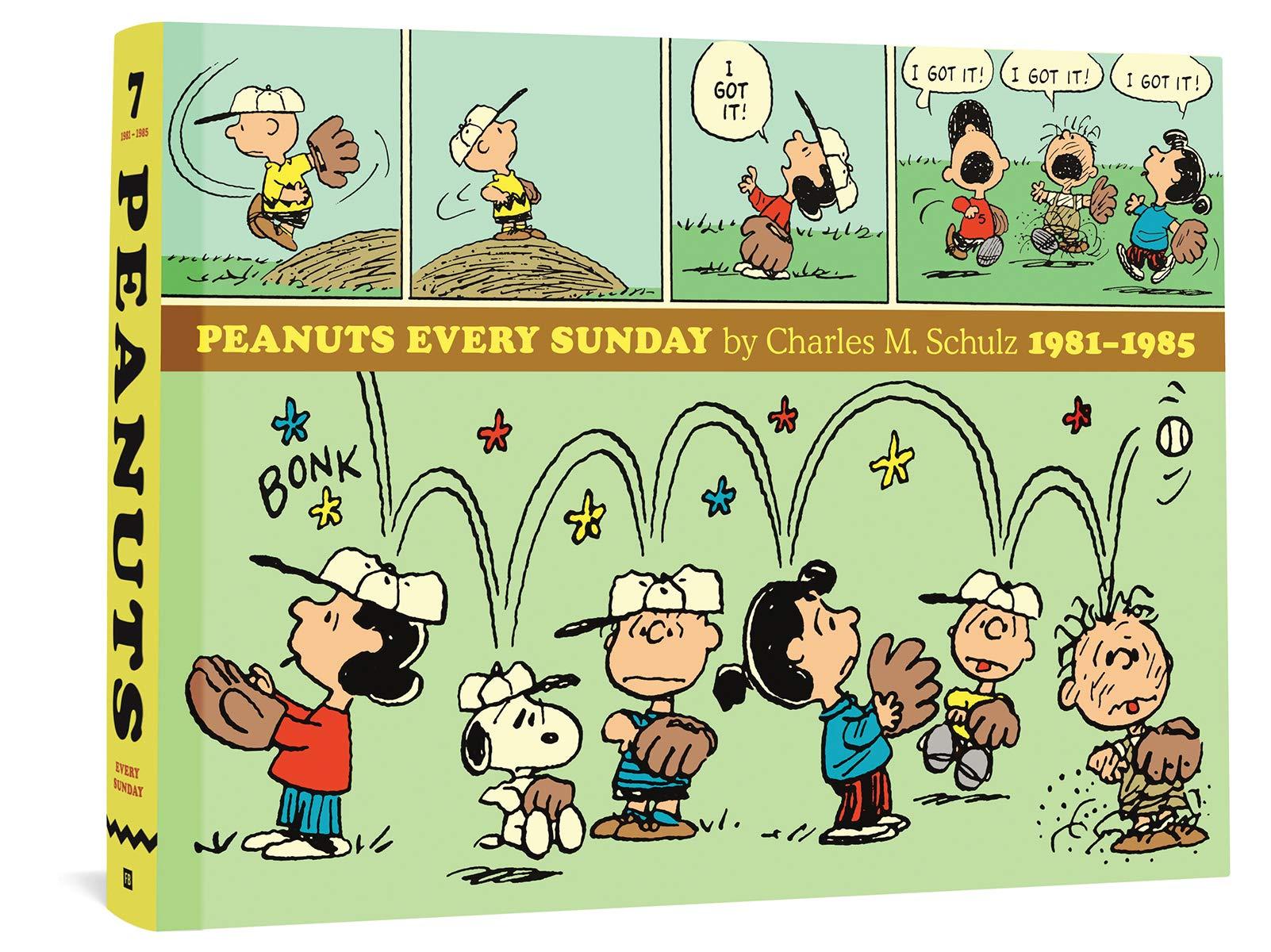 Peanuts Every Sunday 1981-1985 (Peanuts Every Sunday) by Fantagraphics