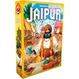 Jaipur Board Game (New Edition) | Strategy Game for Adults and Kids | Two Player Trading Game | Fun Tactical Game | Ages 10 a