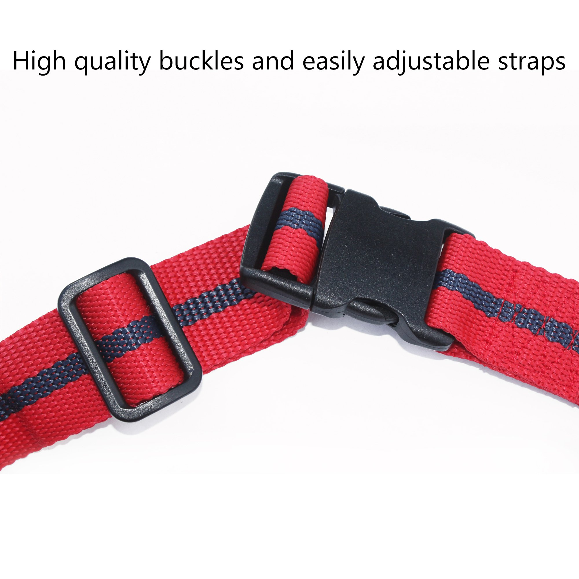 MATINGMARK Deluxe Ram Marking Harness for Monitoring Breeding Sheep & Goats by Rurtec, Crayon Block Marker System, Made in New Zealand - Standard Size (Crayon Sold Separately) by MATINGMARK (Image #8)