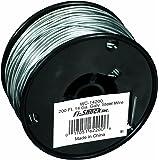 Fi-Shock WC-14200 200-Feet, 14 Gauge Spool Galvanized Steel Wire