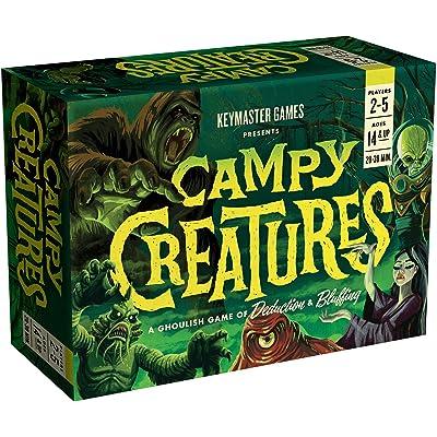 Keymaster Games Campy Creatures
