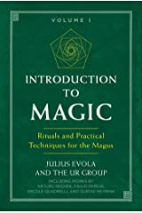 Introduction to Magic: Rituals and Practical Techniques for the Magus Kindle Edition