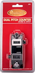 Markwort Home and Away Dual Pitch Counter (Large)
