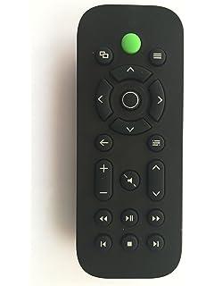 Amazon com: Xbox One Media Remote: Microsoft: Video Games