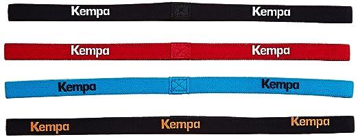 38 opinioni per Kempa, Fasce per capelli, Confezione da 4, Blu (Blu/Nero/Rosso/Bianco), Unica