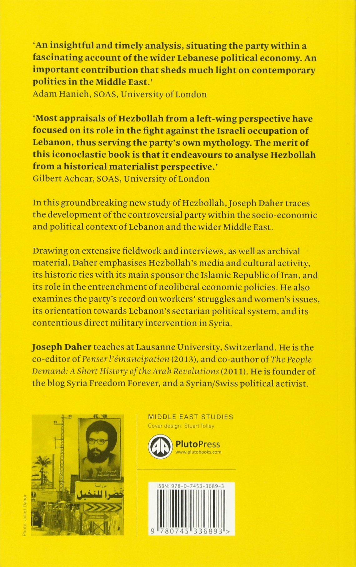 terrorism and hezbollah essay Executive summary: iran helped create the terrorist group hezbollah in lebanon  in the early 1980s in order to expand its influence in the region under the.