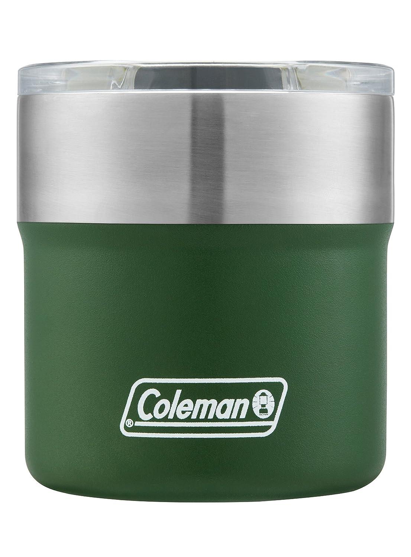 Coleman Sundowner Insulated Stainless Steel Rocks Glass