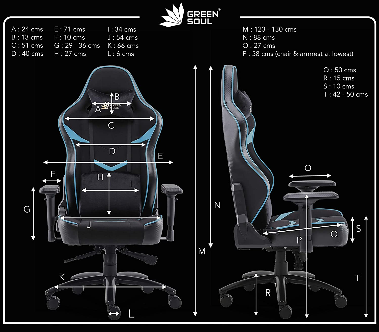 Gaming Chairs in India 2021 COMFORTABLE SOFT SEATING