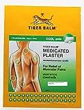 Grand Patch Anti Douleur Baume du Tigre 10x14cm (Froid)