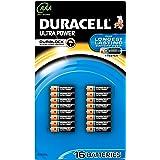 duracell ultra power batteries - Duracell Ultra Power 16 AAA Batteries + Tester