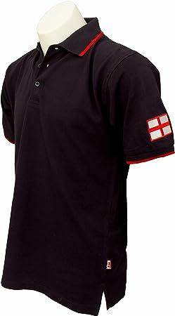 England Rugby Los Hombres de Inglaterra Polo Camiseta Azul Marino ...