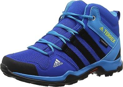adidas Terrex Ax2r Mid CP K, Chaussures de Marche Nordique
