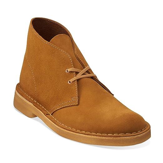Clarks Originals Men's Desert Boots Bronze/Brown 26109885 (11.5 D(M) US