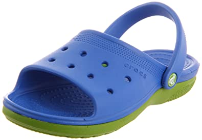 b734e174570d40 Crocs Duet Scutes Sandal (Toddler Little Kid)
