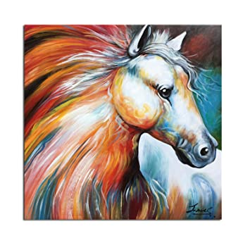 Horse Abstract Sketch Art