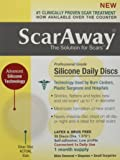 ScarAway Silicone Daily Discs Bandages, 30 Count