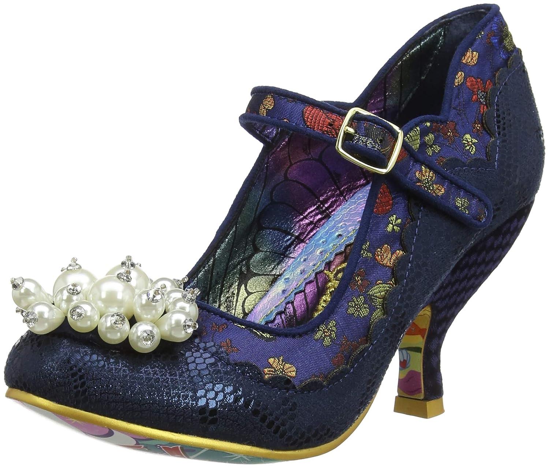 Irregular Choice Damen Shoesbury Mary Jane Halbschuhe
