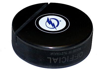 Amazon tampa bay lightning hockey puck business card holder tampa bay lightning hockey puck business card holder colourmoves