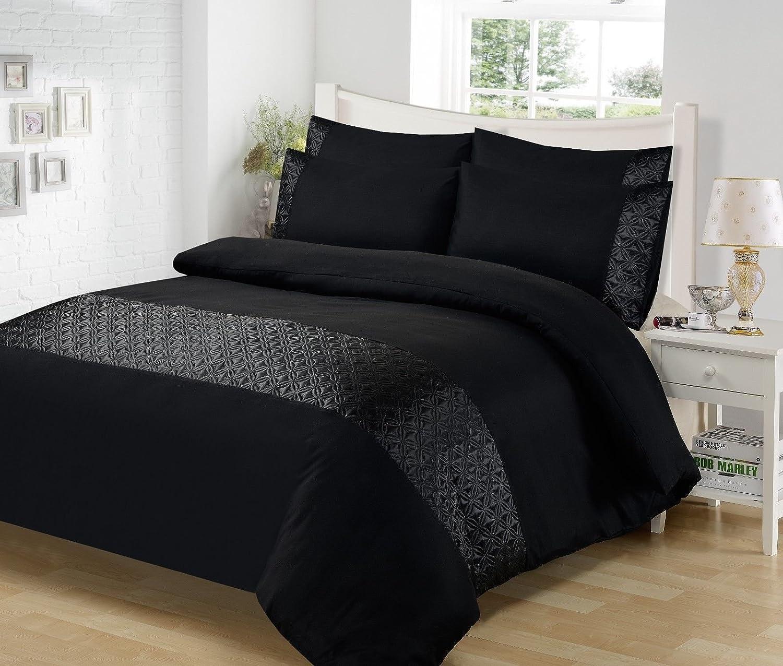 dekbedovertreksets black red bedding