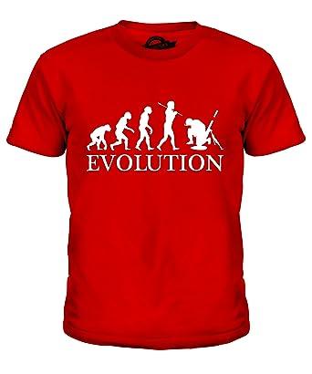 CandyMix Mörser Geschütz Soldat Mörtel Evolution Des Menschen Unisex Jungen  Mädchen T Shirt: Amazon.de: Bekleidung