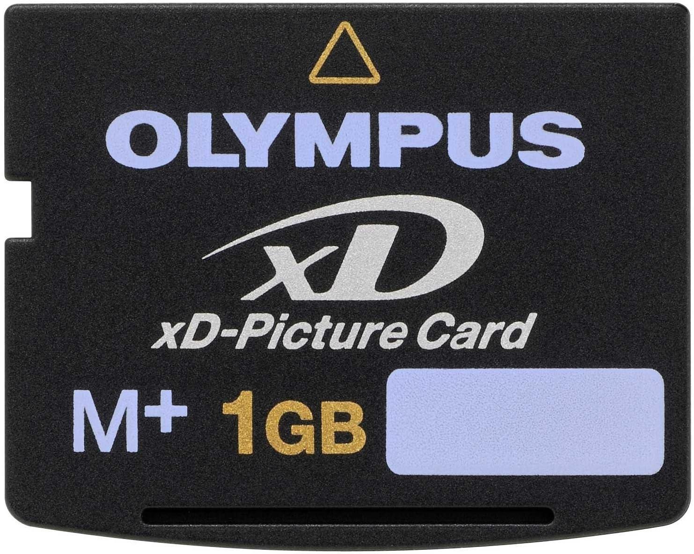 Amazon.com: Olympus - Flash memory card - 1 GB - xD Type M+: ...