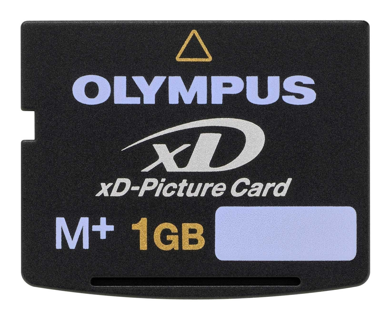 Olympus - Flash memory card - 1 GB - xD Type M+ by Olympus