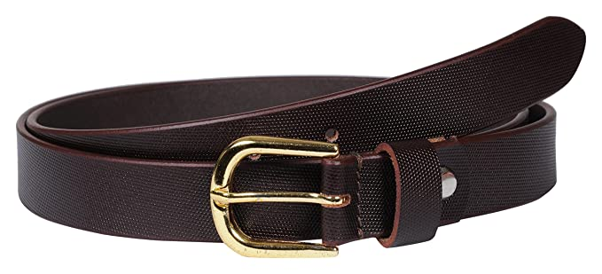 a76dd1534 HILL OLIVER Women s pure Leather Belt   genuine leather   ladies ...