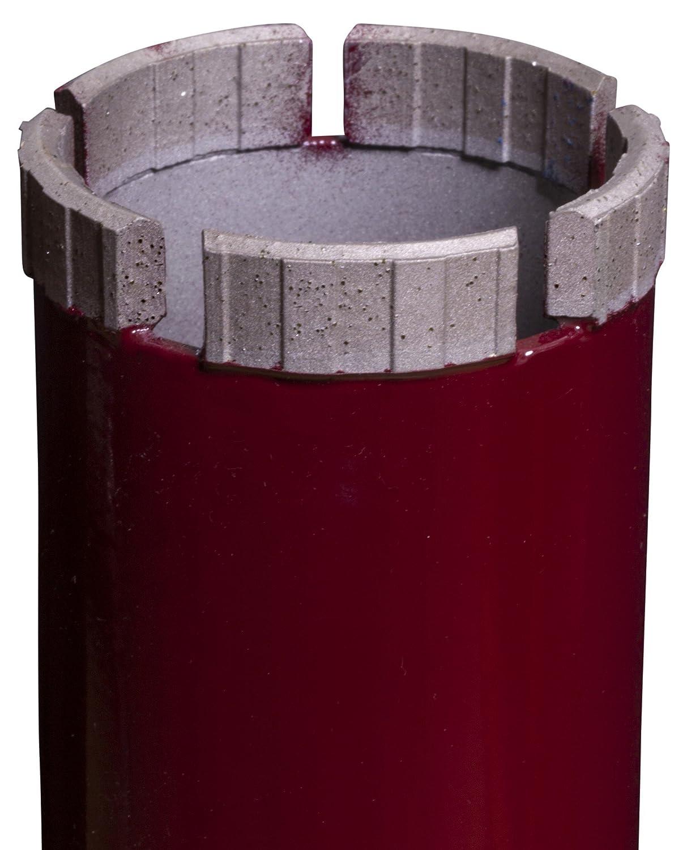 Beton /& KS Diamant Bohrkrone /Ø 42-200 mm x NL 450 mm Typ Turbo Dach Laser f/ür Stahlbeton