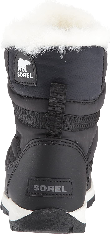SOREL Women's Whitney Short Lace Waterproof Insulated Winter Boot