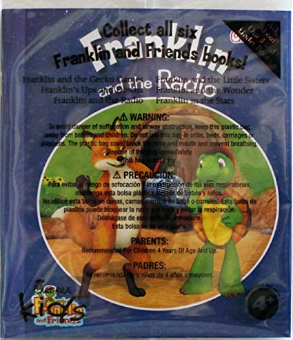 Amazon.com: Franklin and the Radio (Chick-Fil-A Kids Meal ...