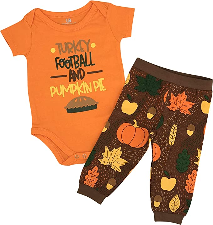 Amazon.com: Disfraz único de portero de pavo para bebé: Clothing