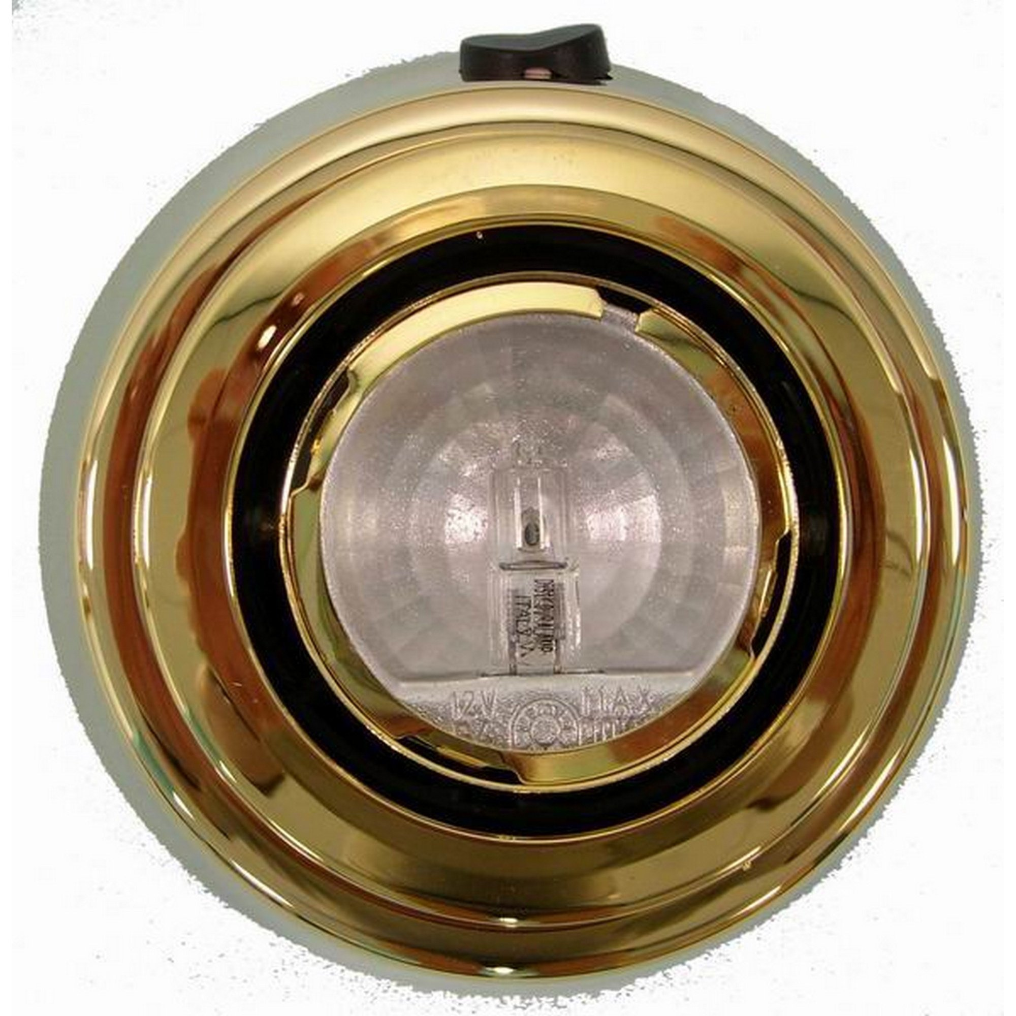 Dimatec Eyeball Spotlight (One Size) (Gold)