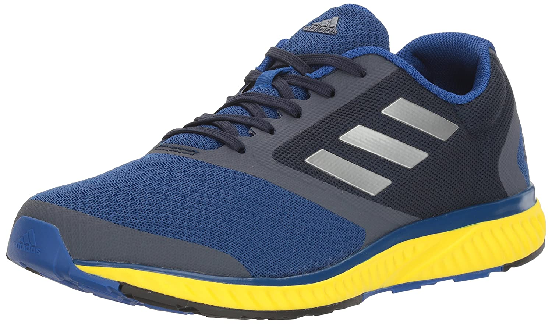 adidas Men's Edge Rc M Running Shoe B01LPASXHU 7 D(M) US Collegiate Royal/Silver Metallic/Lemon Peel