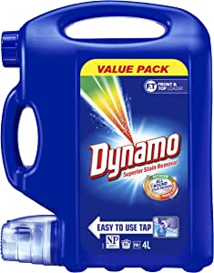 Dynamo Regular Stain Removal Laundry Detergent, 4L