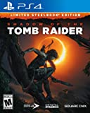 Shadow of the Tomb Raider (Limited Steelbook Edition) - PlayStation 4