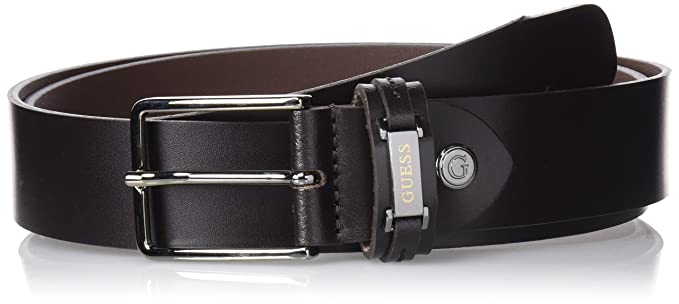 Guess BM6103LEA35, Ceinture Homme, (Marrone), 90 (Taille Fabricant  Small 4fb6d7fc7f1